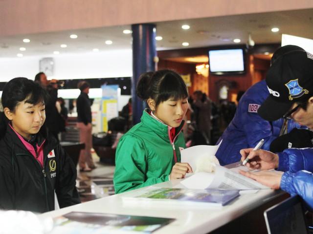 ★国際遠征試合(WG2、ワールドグレード2):第1回 日韓国際ジュニアオープントーナメントでJJGT選抜チーム12y男、10y男女優勝!! 大会レポートです。 イメージ4