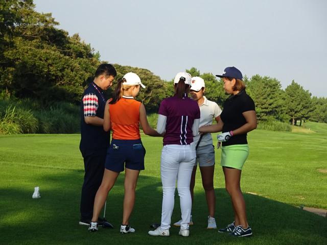 ⛳<韓国プロ女子 KLPGA International QTの エントリー受付開始>⛳ イメージ8