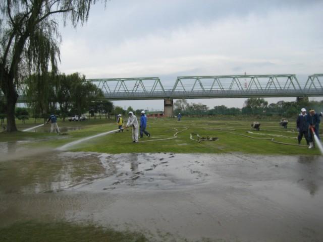 ★先日の台風21号の影響により、10/29(日)開催予定の朝霞パブリック関東大会は冠水したため日程を変更して開催されます。 イメージ1